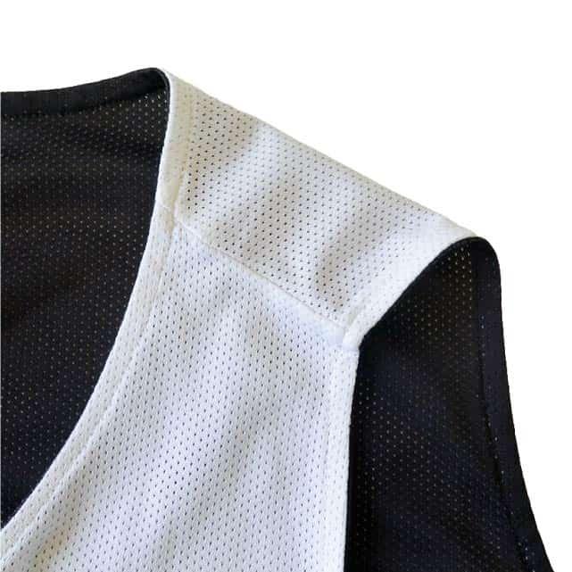 バスケットボール用リバーシブルビブス画像 トレスバスケットボール